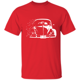 Vw Beetle Vintage Car T-shirt