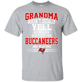GRANDMA DOESN'T USSUALLY YELL - BUCCANEERS