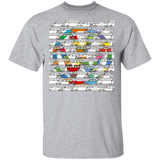 Magic cars-Volkswagen Beetle T-shirt