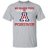My Blood Type Is Wildcats Positive!!!