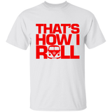 That's How I Roll-Volkswagen Beetle Bus T-shirt