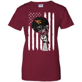 Sun Devils - Helmet Flag All Day!