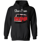Slower Power-Volkswagen Beetle Bus T-shirt