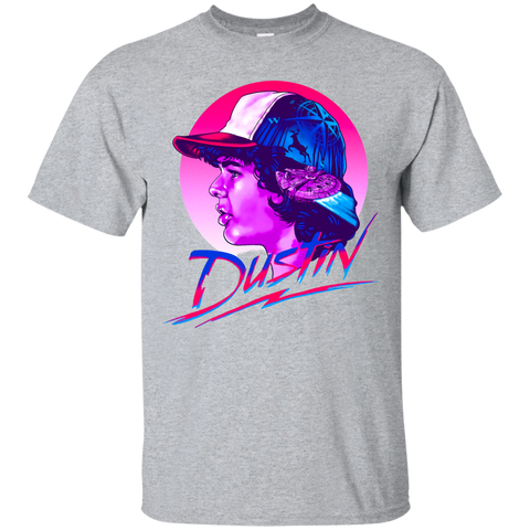 Stranger things-Dustin