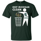 Keep Michigan Clean - SPARTANS