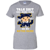 Talk Shit One More Time On My Notre dame - teezbeez.com