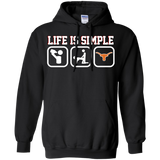 Life Is Simple - Longhorns
