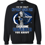 I'M THE CRAZY - NITTANY LIONS 2