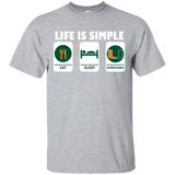 Life Is Simple - Hurricanes