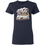 Elwesty - Volkswagen Beetle Bus T-shirt
