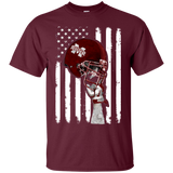 Mississippi State - Helmet Flag All Day!