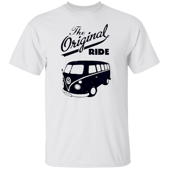 The Original Ride - Volkswagen Beetle Bus T-shirt