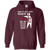 Keep Mississippi Clean - BULLDOGS