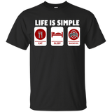 Life Is Simple - Buckeyes