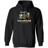 Old Guys Rule Stand By Your Van - Volkswagen Beetle Bus T-shirt