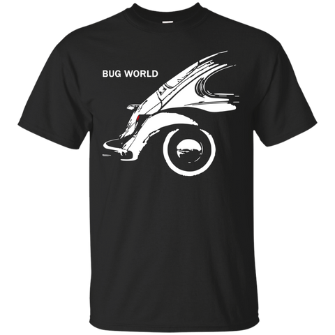 VW Bug World Tshirt