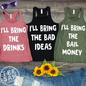 I ll Bring The Drinks T-shirt