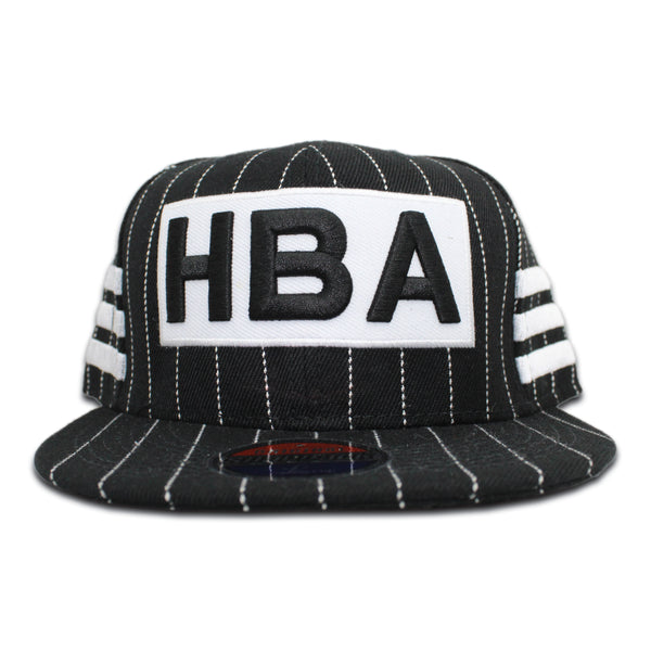 Class: Hood by Air - Been Trill Snapback Fabric: 80% Acrylic/20% Wool Detail Print: Raised Embroidered Front Logo Color: Black Size: O/S Comfortable Affordable Authentic Unique High-Quality Long Lasting Fresh All-Season Summer Fall Winter Spring Gear Urban Streetwear Men Women Unisex