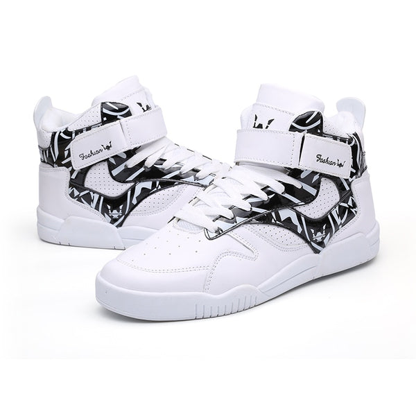 Men's Casual Urban High-Top Sneakers
