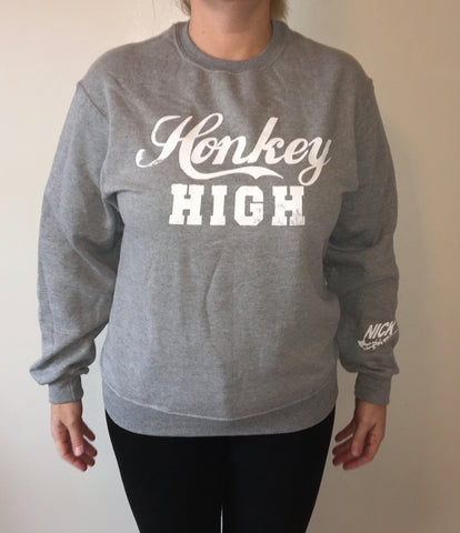 Honkey High (light gray) Exclusive O.O.A.K. Nicknickers
