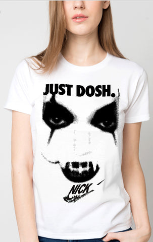 """JUST DOSH."" (LIMITED EDITION) SPRING 2018 COLLECTION"
