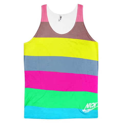 """Summer Lines 44"" Exclusive Nicknickers tank top (unisex)"