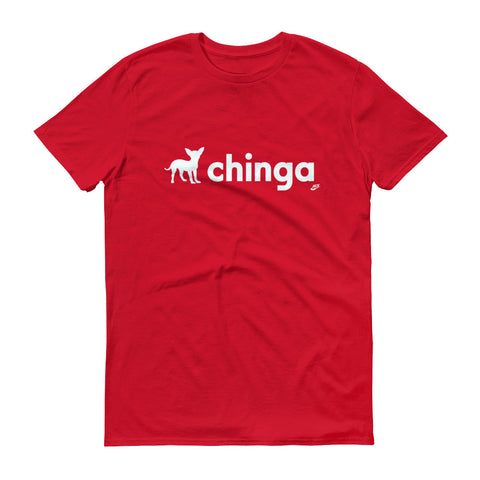 """Chinga"" Nicknickers Exclusive  t-shirt"