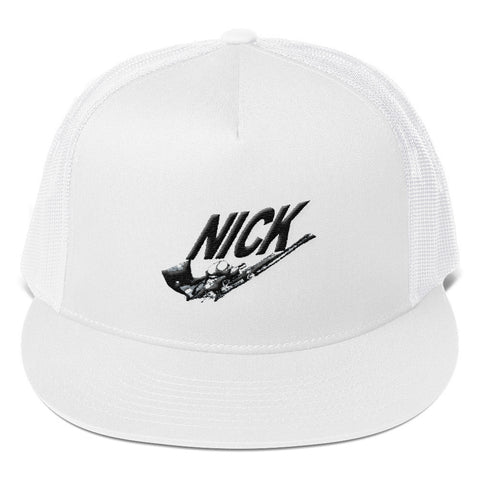 OG Logo Trucker Cap Exclusive Nicknickers