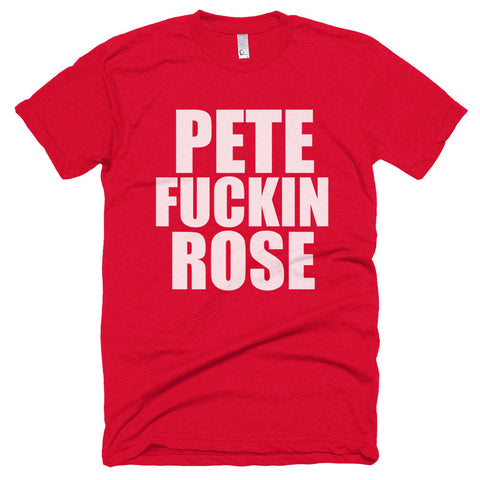 """Pete Rose"" Exclusive Nicknickers t-shirt"