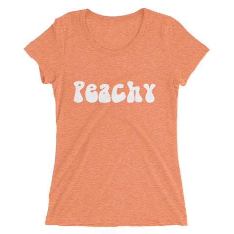 """Peachy"" Exclusive Nicknickers T-shirt"