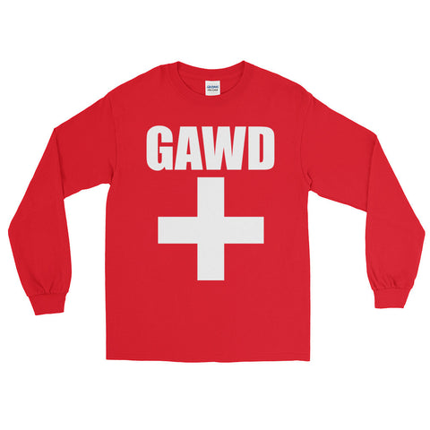"""Life Gawd"" Exclusive Nicknickers' Long Sleeve T-Shirt"