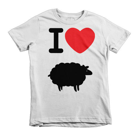 Kid Blacksheep Exclusive Nicknickers t-shirt