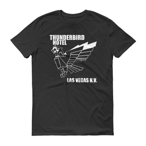 """The Thunderbird""  Nicknickers Exclusive t-shirt"