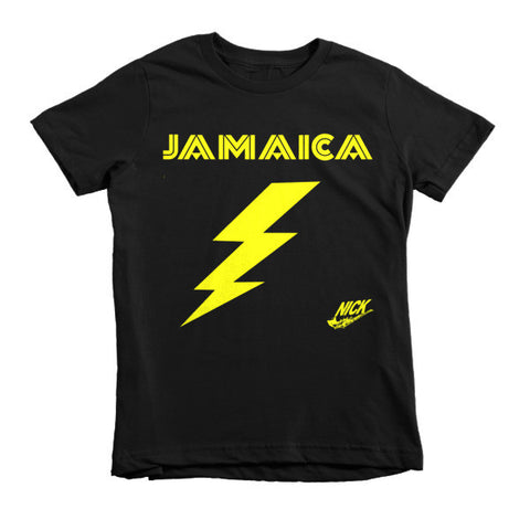 """Kid Jamaica"" Exclusive Nicknickers t-shirt"