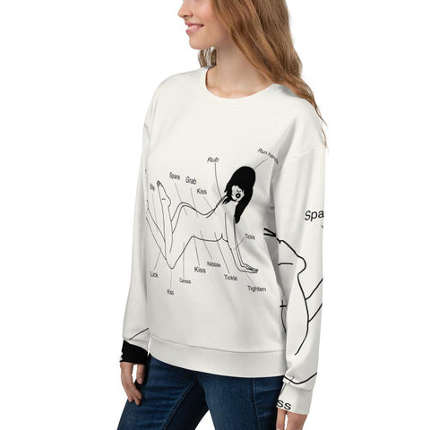 Nicknickers Unisex Sweatshirt