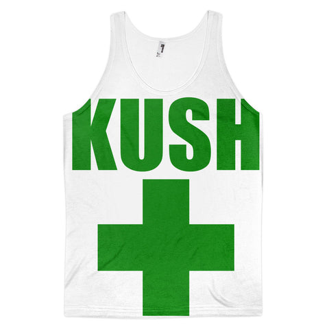 """KUSH"" Nicknickers Exclusive tank top (unisex)"