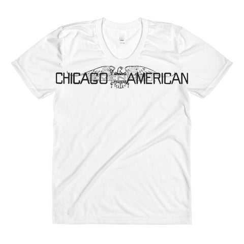 Chicago American Forever T-shirt  Nicknickers Exclusive