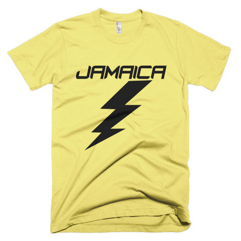 """Jamaica Bolt"" men's t-shirt"