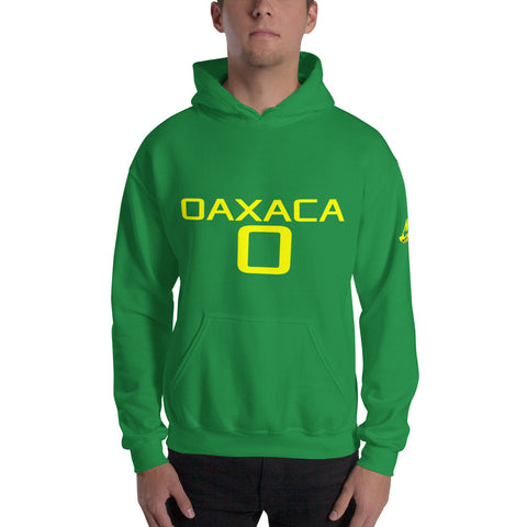 Oaxaca Mexican American University Nicknickers Hoodie
