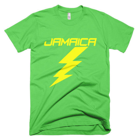 """Jamaica Mon"" Short sleeve men's t-shirt"