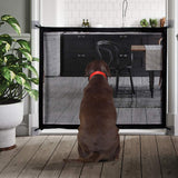3 x Portable Dog Safety Door Guard (67% off) - Swag Factory