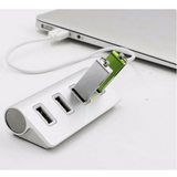 4-Port Cool Looking USB Splitter For Macbook/PC - Swag Factory