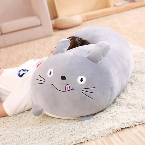 2 x Extra Totoro Plush Cushions - Swag Factory
