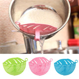Leaf Shaped Rice Noodle Vegetables Cleaning Tool Strainer - Swag Factory