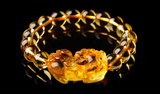 2 x Extra Pi Yao Citrine Wealth Bracelet - 70% off - Swag Factory