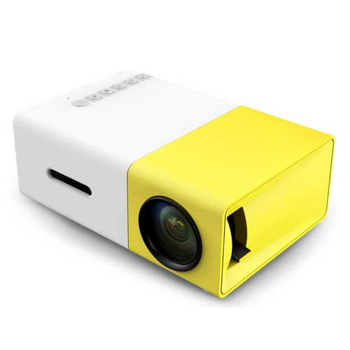 MINI-Pro LED Portable Projector - Swag Factory