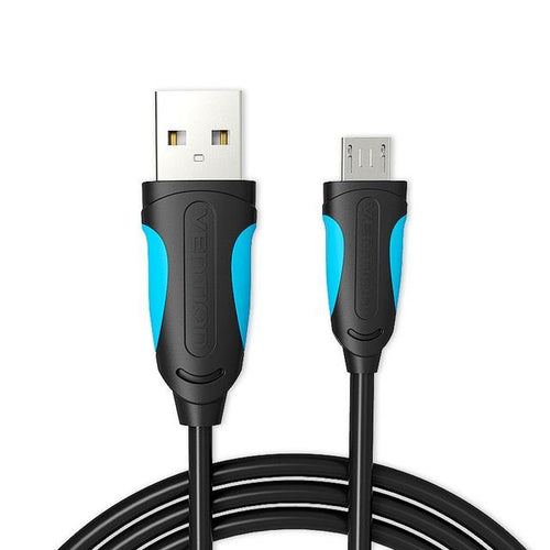 Pack of 3 Micro USB Cables (Fast Charging) (3 Pcs) - Swag Factory