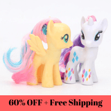 Complete Pony Styling Figure Set (6 Ponies) - Swag Factory