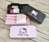 Hello Kitty Makeup Brush Set (7pcs) - 60% off + 20% off - Swag Factory