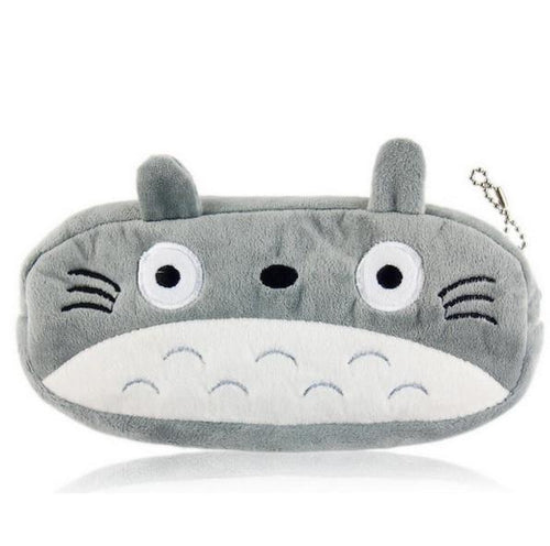 Totoro Cute Plush Pencil/Pen Bag Pouch - Swag Factory
